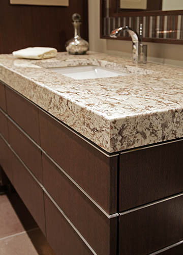 Granite Bathroom Countertops Highland, IN
